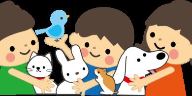 動物虐待調査イラスト
